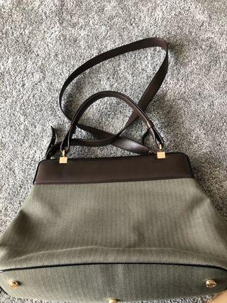 Vintage Bvlgari Turn lock handbag