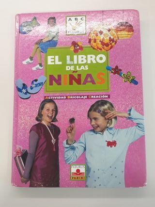Libro de manualidades niñas