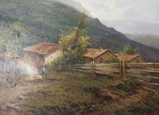 Pintura Escola Olatina