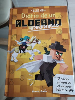 Libro Minecraft