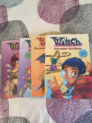 Libros fantasia Witch