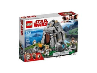 lego star Wars 75200. Entrenamiento en Ahch-to