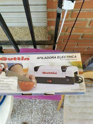 afilador eléctrico de cuchillos y tijeras