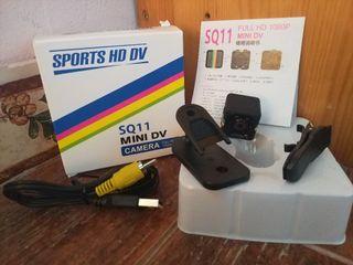 Micro Cámara 12 Mpx Vídeo Full HD 100% NUEVA