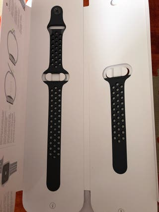 Correa original nike apple watch 38/40