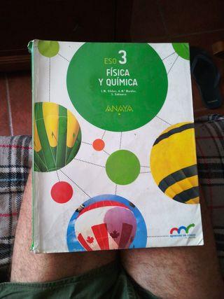 Libros 3 de ESO
