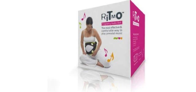 Ritmo Pregnancy Audio Belt
