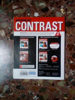 Advanced Contrast 2° bachillerato