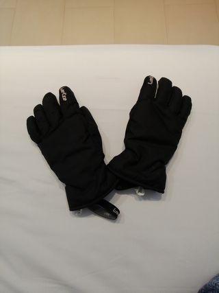 guantes de nieve talla 10a