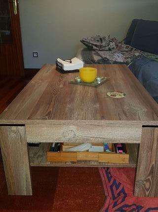 mesa de centro salón