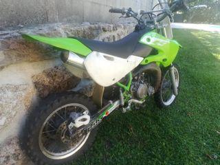 kawasaki kx 65 r 2t motocross