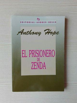Libro «El prisionero de Zenda»