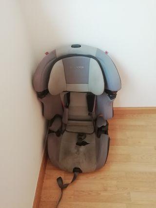 silla coche bebé isofix Prenatal