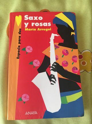 Saxo y rosas