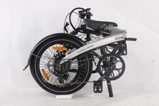 Bici eléctrica plegable Kawasaki (por estrenar)