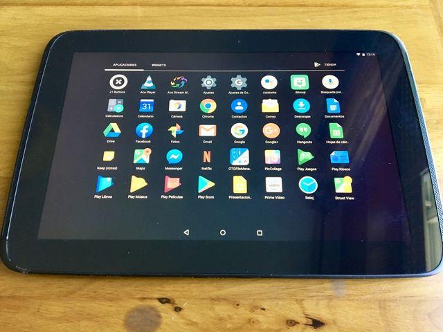 Tablet Nexus de Google