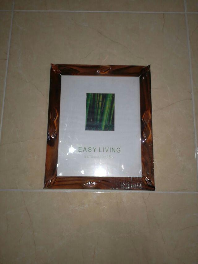 marco madera fotos nuevo