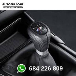 POMO CORTO BMW CUERO PERFORADO