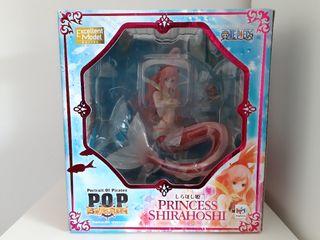 ONE PIECE SHIRAHOSHI P.O.P. FIGURA OFICIAL