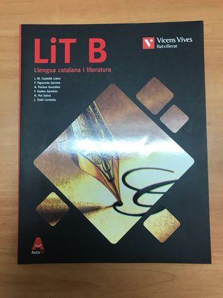 Llengua Catalana i Literatura - 1o Bachillerato