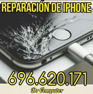Reparación de iPhones