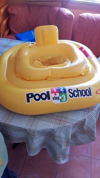 flotador hinchable para bebes