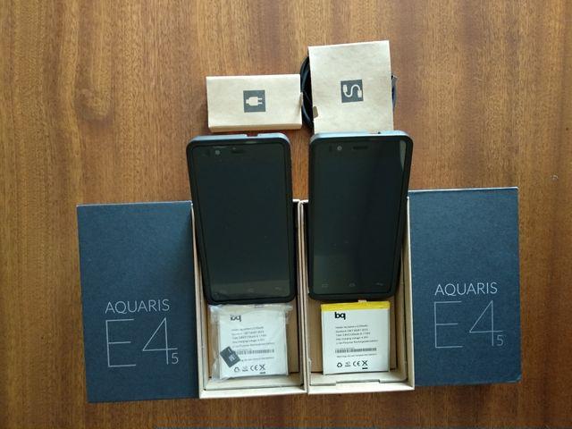Móviles Bq Aquaris E4,5
