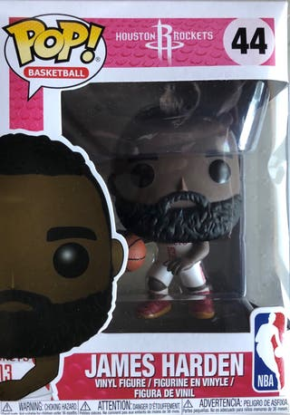 Funko Pop NBA James Harden
