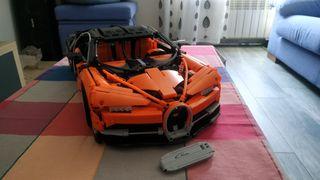 Bugatti Chiron Technical