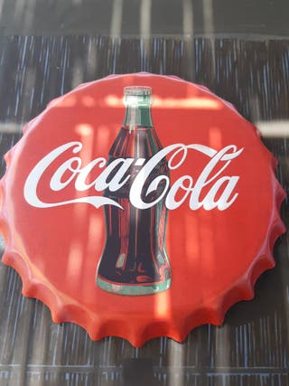 chapa para cilgar Coca Cola