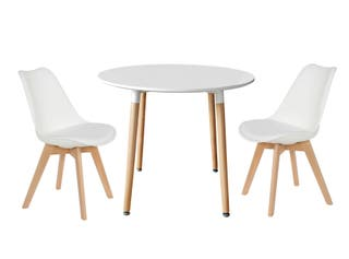 Mesa + 2 silla