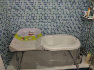 Bañera-cambiador