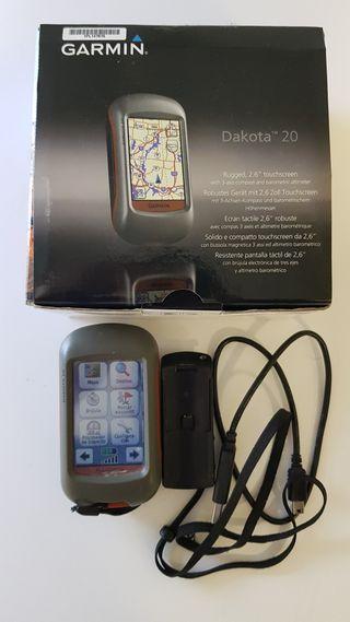 GPS Garmin Dakota 20