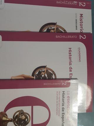 Historia de España 2 Bachillerato (Santillana)