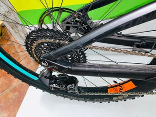 Bicicleta Scott e-genius 700 plus tuned electrica