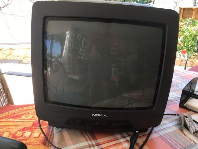 Televisores: Nokia, Sony, Schneider y Elbe