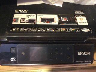 Impresora EPSON Stylus SX445W