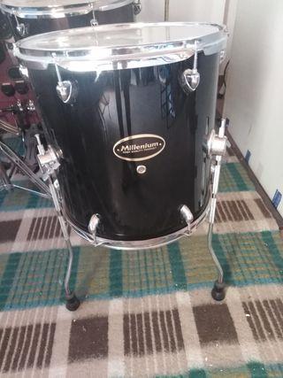 Tom base batería acústica