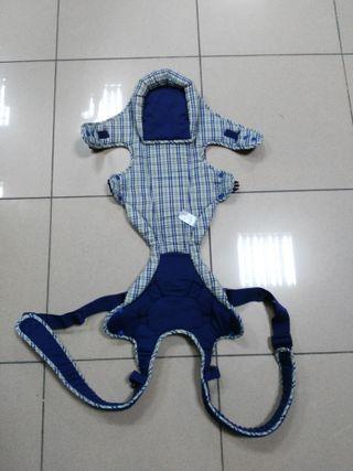 Mochila portabebé Bruin Azul