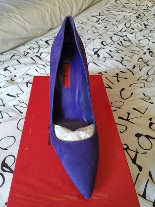 a52c0beeb288 Zapatos Carolina Herrera de segunda mano en WALLAPOP