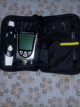 vendo medidor de glucemia
