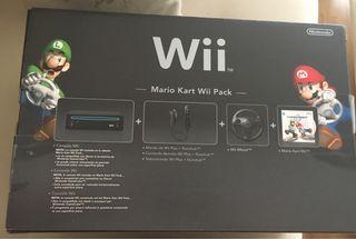Wii Mario Kart Wii Pack