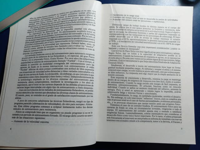 Atlétismo: técnicas y métodos de entrenamiento