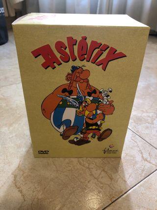 Asterix y obelix en DVD