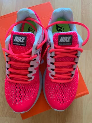 Nike Zoom Structure Nuevo Talle 38