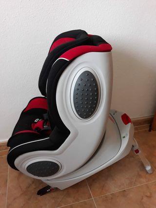silla nueva de coche a contra marcha