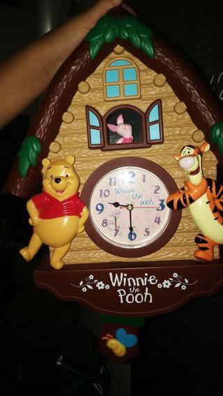 Reloj de pared Winnie