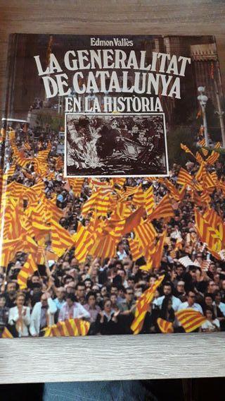 Generalitat de Catalunya en la Historia
