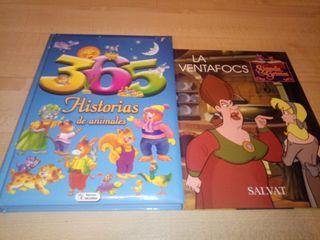 365 cuentos de animales para niños pequeños
