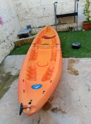 kayak doble xl